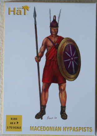 HaT 1/72 HAT8185 Macedonian Hypaspists (Ancients)